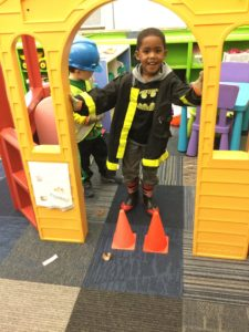 Children in Dramatic Play